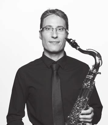 friday 13/07 /2018 Svante Henryson (1963): Of pist for soprano saxophone and cello Filip Fak (1983): Invencija for piano, cello and saxophone (premiere performance) STUDENT CENTRE