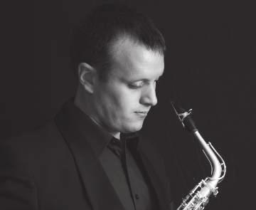 saturday 14/07 /2018 13:00 ACADEMY OF MUSIC Svetislav Stančić Hall Matthew Lombard and Casey Dierlam SAINT CATHERINE S CHURCH l Orgue de Sax Matthew Lombard,