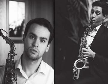 15:30 STUDENT CENTER Theatre &TD Semicircular Hall Sandro Compagnon and Eudes Bernstein saturday 14/07 /2018 William Street, saxophone Allison Balcetis, saxophone François Rossé (1945):.