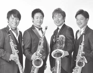 10:30 ACADEMY OF MUSIC Fran Lhotka Hall Quatour B Saxophone Quartet tuesday 10/07 /2018 STUDENT CENTER Theatre &TD Semicircular Hall Wist Duo tuesday Sadahito Kunisue, soprano saxophone Masaya