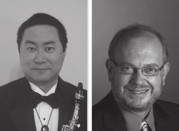 wednesday 11/07 /2018 9:00 ACADEMY OF MUSIC Fran Lhotka Hall Andy Wen and John Krebs ACADEMY OF MUSIC Blagoje Bersa Hall Trans-Tasman Saxophone Orchestra Andy Wen, saxophone John Krebs, piano Sy