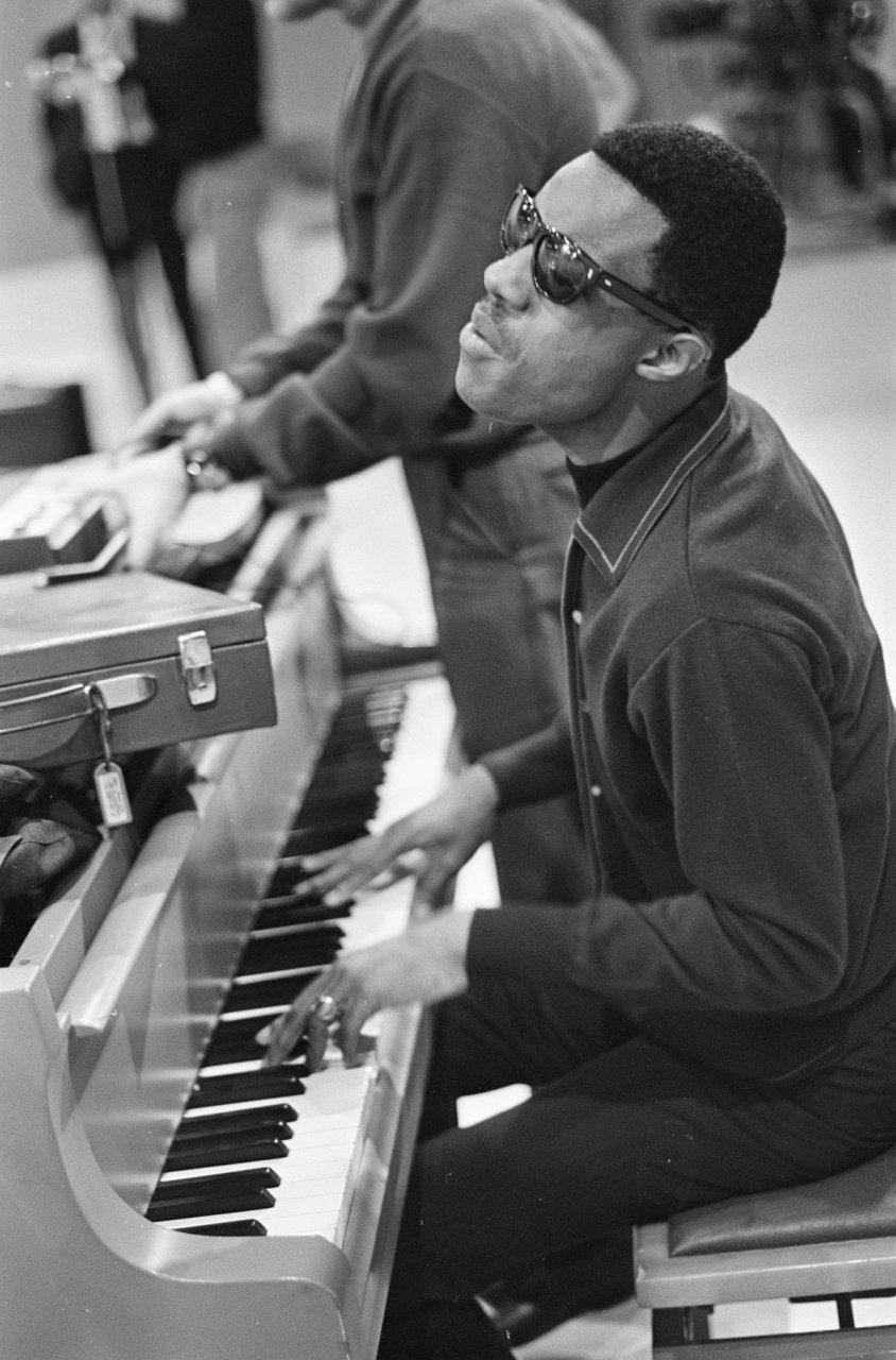 Stevie Wonder (1950-) Motown at 11