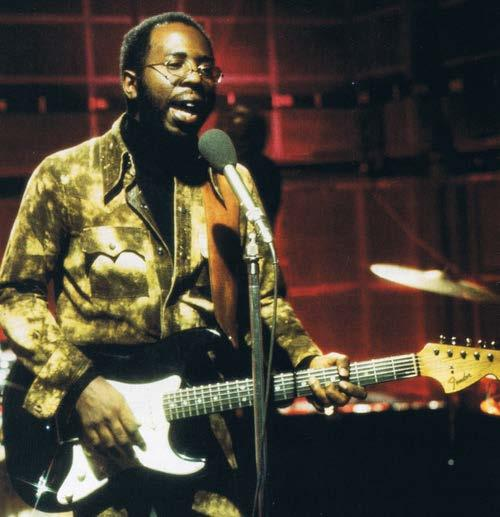 Curtis Mayfield Solo Symphonic soul (70s) Black pride Explicitly political 90 Paralyzed on