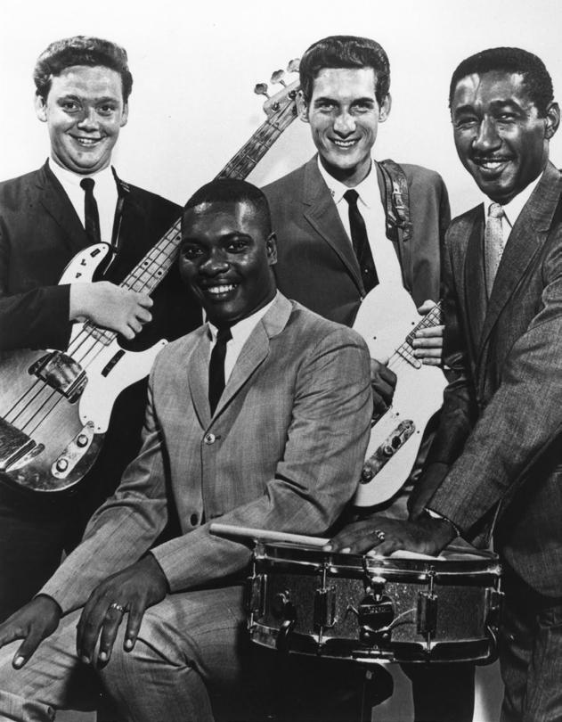 Booker T & The MGs Stax House Band Consistent sound for label Band works out