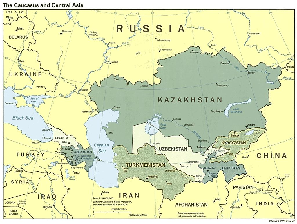 1.1 Introduction to cultural heritage Central Asia is one of the most fascinating areas of the world.
