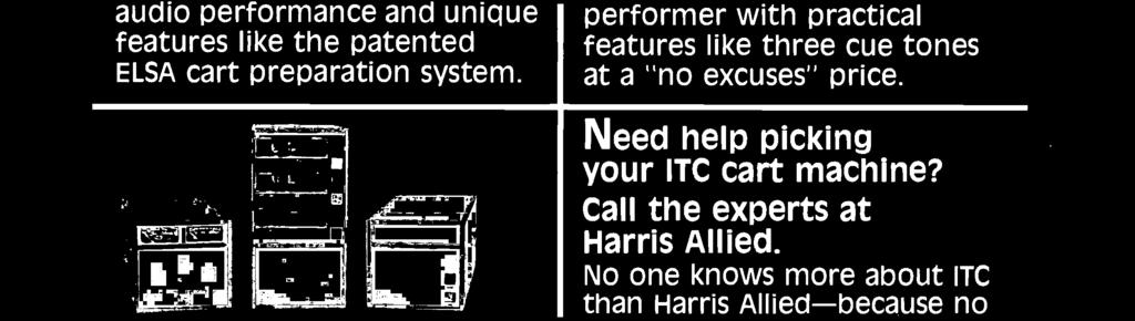 Call the experts at Harris Allied.