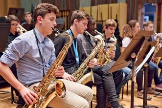 One step ahead: junior conservatoire opportunities Junior conservatoire departments have a huge range of opportunities available for your musically talented children where they can develop their