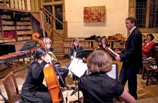 SPECIALIST SCHOOLS BFFarchitects Students at Wells Cathedral perform in a composer s concert musical origin persists in its specialist music programme; Wells runs a specialist music school alongside