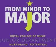 Junior Department Parent Royal College of Music Junior Department A Saturday school for promising young musicians aged