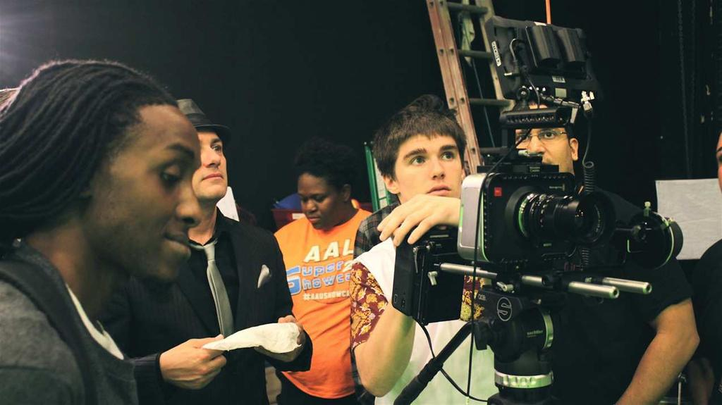 The top 10 common positions our graduates pursue in the Film and Video Industry: 1.
