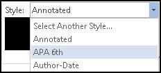 o You can insert them in the document from EndNote using the first button of the set shown below, Insert Citation.