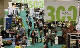 EXPERIENCE EXPO-FIHOQ 2017 A WHOLE NEW WORLD TO DISCOVER Becoming an exhibitor at Expo-FIHOQ gives you unparallelled visibility among ornamental horticulture and green space leaders in Quebec.