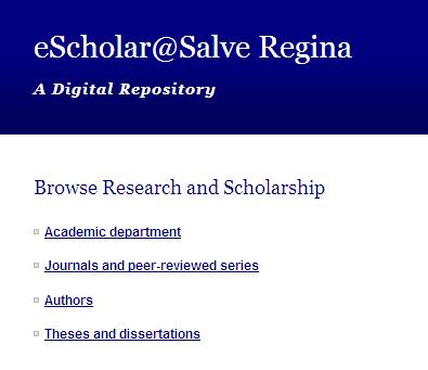 is digital repository of journal