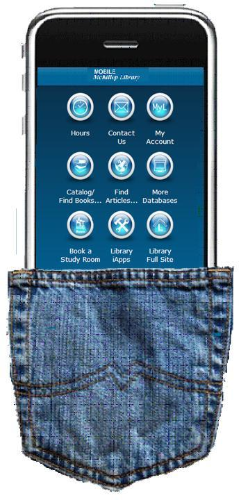 Put your library in your Pocket.