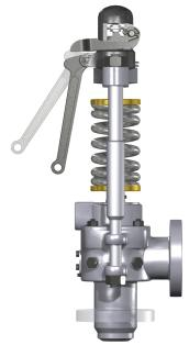 1700 Dimensions & Weights Lever Clearance Dimensions C D B RADIUS Body Drain 1/2-14NPT pipe to a safe location E Lever Clearance Dimensions (US & metric units) 1700.31 B C D E SIZE & TYPE in.