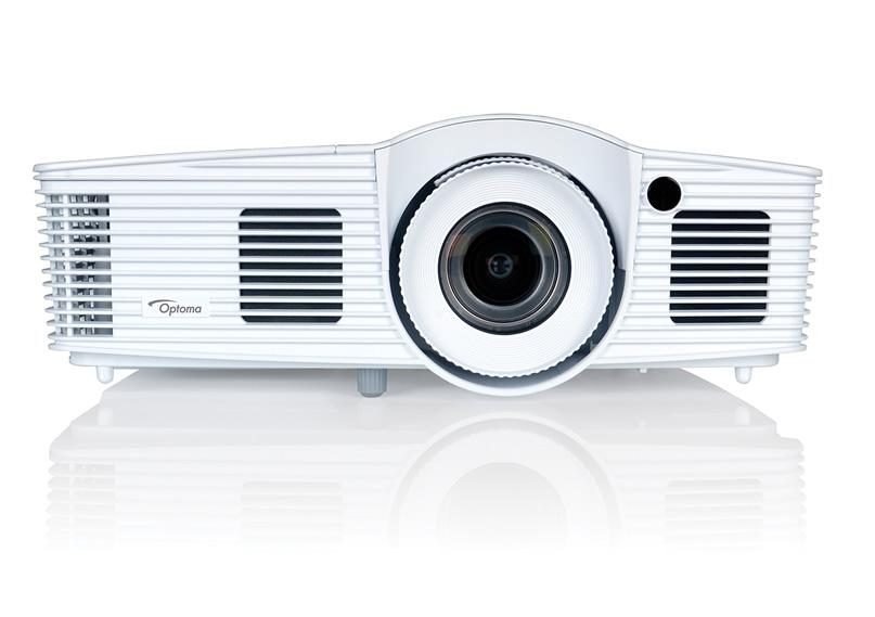 DU400 High resolution, compact and powerful Bright WUXGA projector 4000 ANSI Lumens Installation flexibility Vertical lens shift and 1.