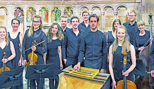 The St Andrews Bach Choral Course welcomes keen singers aged sixteen or above (no upper age limit!).