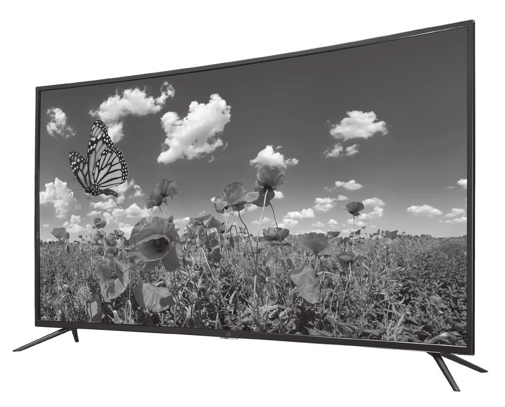 "55"" Curved Ultra HD LED TV User s"
