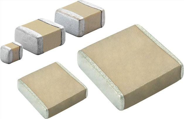 Surface Mount Multilayer Ceramic Capacitors for RF Power Applications FEATURES Case size 0505,, 2525, and 3838 Available Ultra-stable, high Q dielectric material Available Lead (Pb)-free terminations