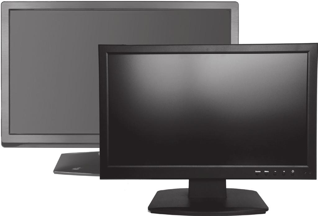 VTM-TLM191 VTM-TLM240 19 & 24 Professional LED Monitors with HDMI, VGA, and Looping BNC VITEK FEATURES 19 & 24 Wide Screen LED Display Panel HDMI, VGA, and Looping BNC Composite Video Inputs & Stereo