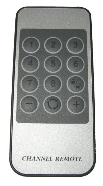 Remote Control Remote Control Listed below is a quick reference for the Remote Control.