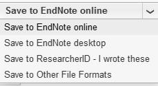 Follow the instructions and click Continue Task 3: To access EndNote Online you can either: Log in at http://www.myendnoteweb.