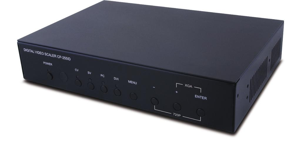 CP-255ID Multi-Format to