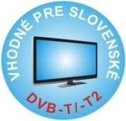 5.2 Measures envisaged to limit the negative impact of transition on viewers in Slovakia 5.2.1 DVB-T/T2 receivers The compatibility of DVB-T/T2 receivers with broadcasting parameters is a basic prerequisite for end-user satisfaction.