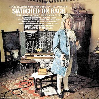 SWITCHED-ON BACH Performed by Wendy Carlos on a Monophonic