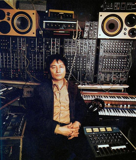 ISAO TOMITA Like Carlos, built a career on covering classical works on monophonic synthesizers.