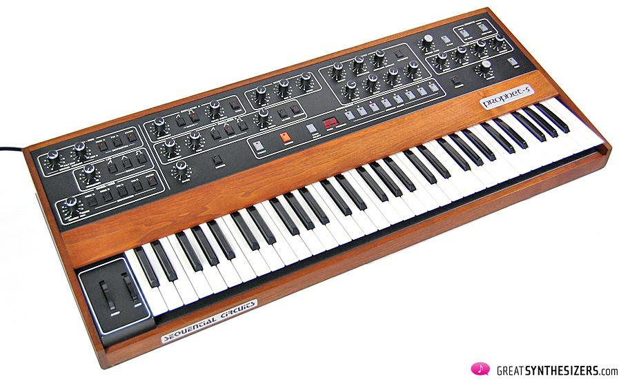 Prophet 5 First readily available (almost affordable) polyphonic synthesizer Used by Kraftwerk, Duran Duran, Depeche Mode, Talking Heads, Peter Gabriel,