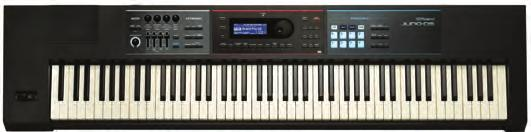 KEYBOARD RIGS JD-Xi + FA-06 + RD-800 + JUNO-DS61 For keyboardists who want to perform exclusively with hardware, this rig delivers. The Juno-DS means an additional 8 samples per song.
