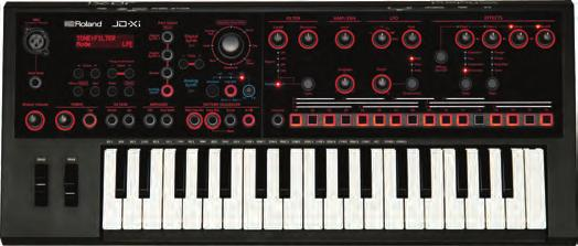 SYNTHESIZERS XPS-10 EXPANDABLE SYNTHESIZER Pro performance keyboard with a diverse selection of high-quality sounds for live and studio playing Sample Import function allows users to import and play