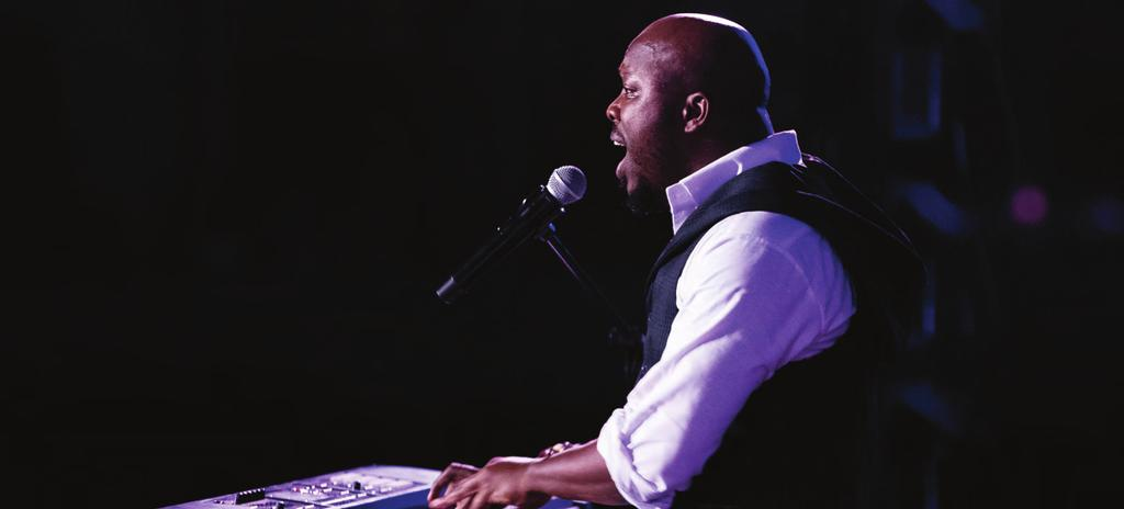 ARTIST RIGS NEVILLE D (GRAMMY NOMINATED GOSPEL ARTIST) ROLAND KEYBOARD RIG: FA-08 Born in Cape Town, South Africa, Neville Diedericks begun honing his musical talents at an early age.