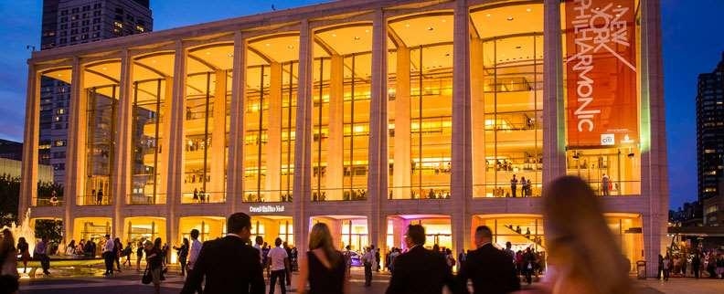 New York Philharmonic, Lincoln Center Know Before You Go: Concerts, Festivals and Events: If (for any reason) the organizers of a scheduled concert, festival or event cancel or postpone a planned