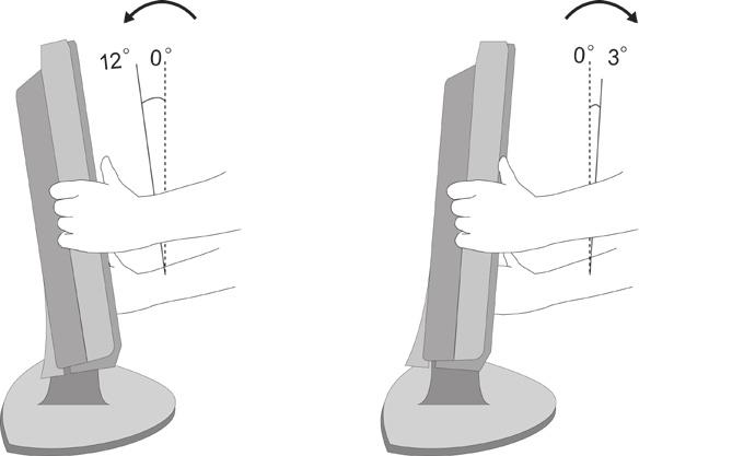 SWIVEL STAND (Except for 9/LD***) Image shown may differ from your TV.