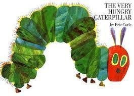 12 Title: The Very Hungry Caterpillar Author: Eric Carle Illustrator: Eric Carle Copyright Date: 1969 Identify the kind(s) of picture books: story book Author s style: narrative Description of the