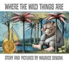 15 Title: Where the Wild Things Are Author: Maurice Sendak Illustrator: Maurice Sendak Copyright Date: 1963 Identify the kind(s) of picture books: story book Author s style: dialogue Description of