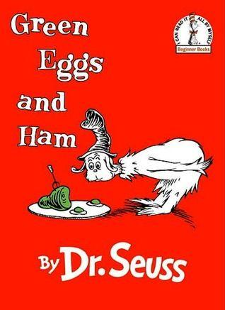 23 Title: Green Eggs and Ham Author: Dr. Seuss Illustrator: Dr.