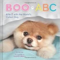 24 Title: Boo ABC: A to Z with the World s Cutest Dog Author: J.H.