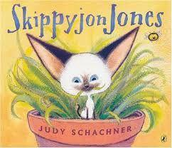 29 Title: Skippyjon Jones Author: Judy Schachner Illustrator: Judy Schachner Copyright Date: 2003 Identify the kind(s) of picture books: story book Author s style: mixed dialogue and narrative