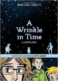 36 Title: A Wrinkle in Time the Graphic Novel Author: Madeleine L Engle Awards: none (the novel won the Newbery Award) Reading Level: 6th Publisher: Margaret Ferguson Books Copyright Date: 2012 ISBN