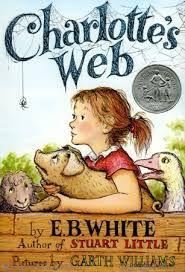 38 Title: Charlotte s Web Author: EB White Awards: none Reading Level: 2-4 Publisher: Scholastic Inc Copyright Date: 1952 ISBN #: 059030271x Number of Pages: 184 Genre: Fiction Setting (time and