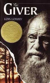 54 Title: The Giver Author: Lois Lowry Awards: Newbery Reading Level: 7-10th Publisher: Houghton Mifflin Copyright Date: 1993 ISBN #: 0-553-57133-8 Number of Pages: 179 Genre: Science Fiction Setting