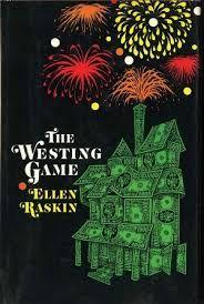 58 Title: The Westing Game Author: Ellen Raskin Awards: Newbery Reading Level: 5-6th Publisher: Puffin Modern Classics Copyright Date: 1978 ISBN #: 014240120X Number of Pages: 182 Genre: Mystery