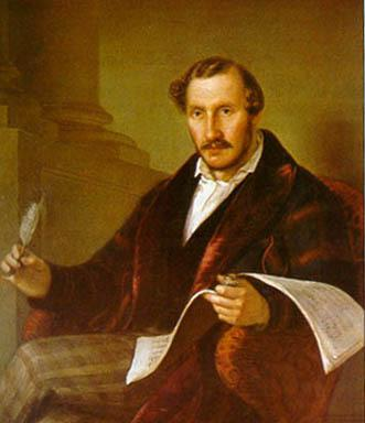 BIOGRAPHIES Gaetano Donizetti, Composer (29 November 1797 8 April 1848) A leading Italian composer of the bel canto opera style, Donizetti was prolific in output and dominated the opera scene in