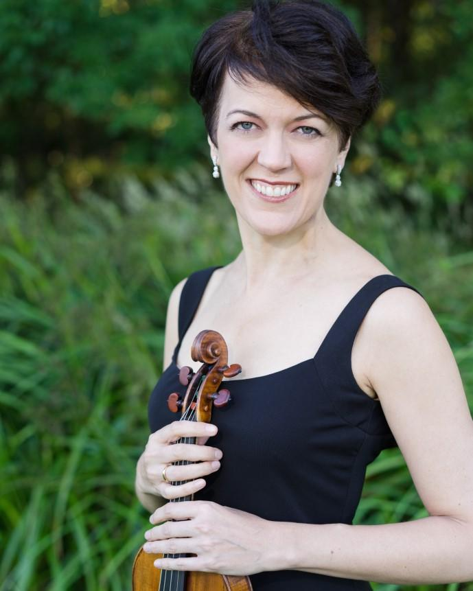 Violinist Katherine McLin enjoys an extremely varied and prolific performing career as a concerto soloist, recitalist, and chamber and orchestral musician.