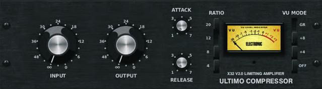 (Inspired by Teletronix LA-2A*) When Urei released the 1176LN Limiting Amplifier in the late 60 s, it broke new ground.