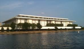 Rutter exclaimed that Kennedy Center staff has been using and activating our spaces with all sorts of exhibits in all sorts of locations.