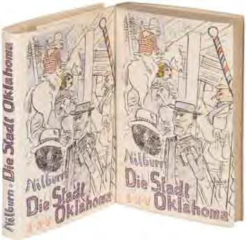 First German edition. Translated by Hermynia Zur Mühlen. Flexible boards illustrated in color by George Grosz.